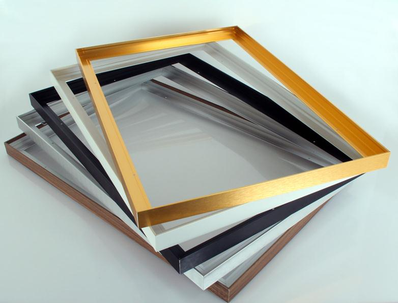 Picture frame large size DIY aluminum alloy Canvas Painting Frame For Oil Paintings Frame ramka na zdjecie porta retrato