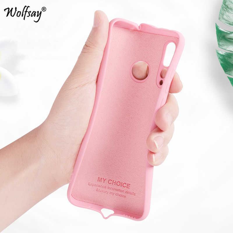 Dla Xiao mi mi A3 przypadku luksusowe miękka gładka silikonowe z płynem na telefon zderzak dla Xiao mi mi A3 powrót gumowe etui na xiaomi mi A3 Fundas