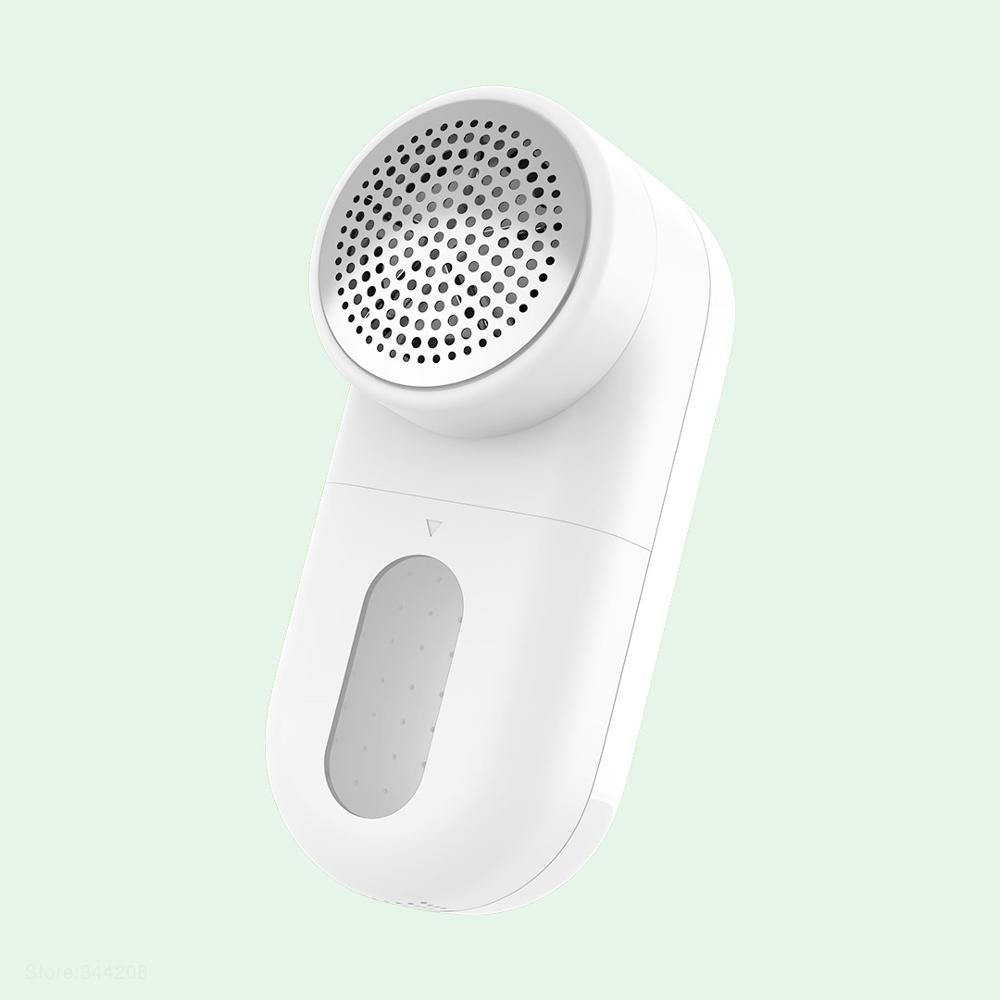 XIAOMI MIJIA Lint Remover Clothes fuzz pellet trimmer machine  portable Charge Fabric Shaver Removes for clothes Spools removal 6