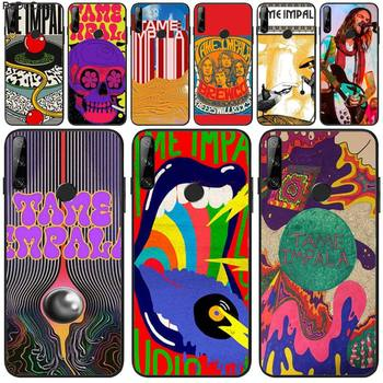 Reall Tame Impala Phone Case For Huawei Y5 Y6 Y7 Y9 Prime Pro II 2019 2018 Honor 8 8X 9 lite View9 image