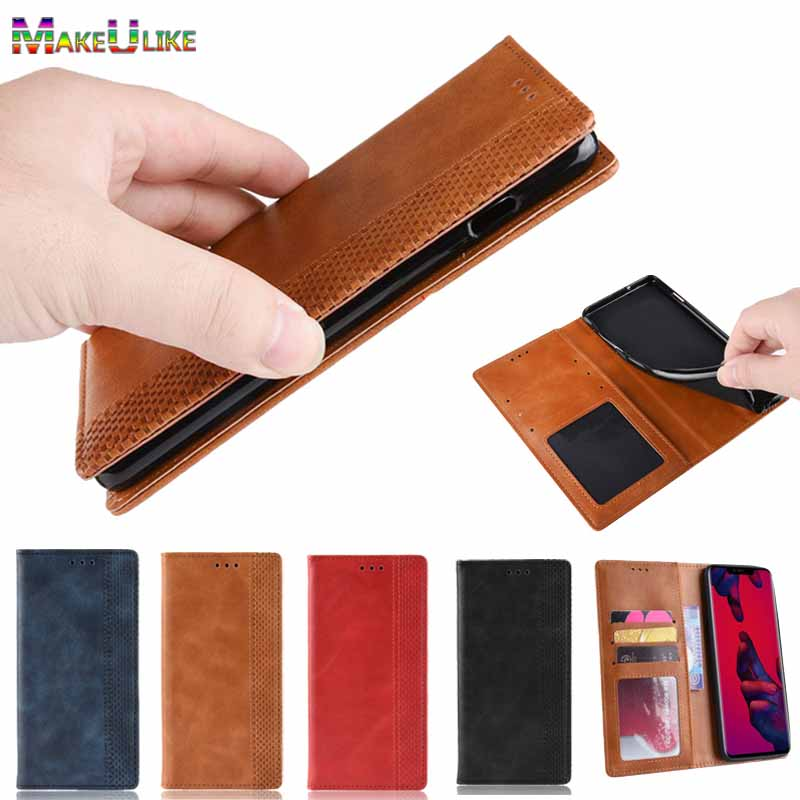 Flip <font><b>Case</b></font> For <font><b>Oppo</b></font> Reno 2 5G 10Xzoom Cover Magnetic Plait Leather <font><b>Wallet</b></font> <font><b>Case</b></font> For <font><b>Oppo</b></font> Reno2 Reno 5G 10Xzoom Funda image