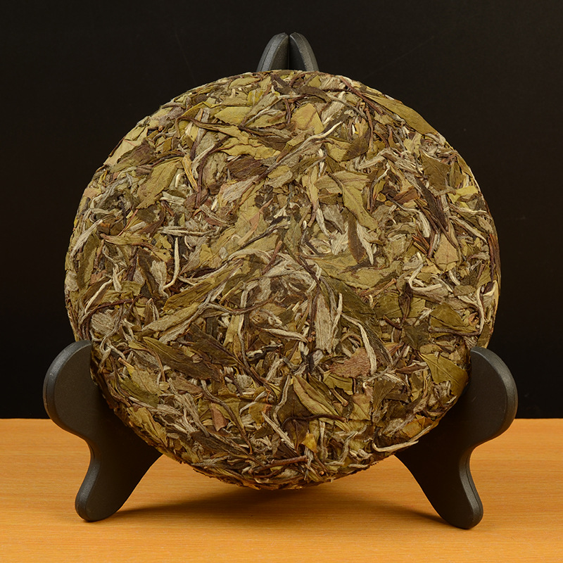 350g High Quality White Tea Chinese Fujian Fuding Shoumei Tea Wild Old White Tea Green Food Lowering Blood Pressure Shoumei Tea 1