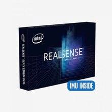 REALSENSE 깊이 카메라 D435 1920x1080 해상도 IMU D435i 옵션이있는 90 fps