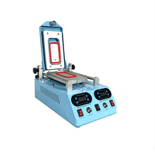 Separator Machine TBK 268  Automatic LCD Screen Frame Bezel Heating For Flat Curved Screen Glass Middle Frame Separate machine