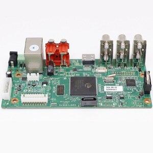 Image 3 - Enregistreur vidéo en réseau de vidéosurveillance H.265, 16 CH 1080P, NVR, 4 canaux, 5.0mp n XVI/AHD/CVI/TVI/CVBS/IP, 6 en 1, carte DVR hybride