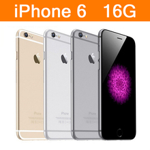 Get more info on the Refurbished Original Apple IPhone 6 ROM 16G Dual Core IOS Smartphone 4.7 Inch IPS RAM 4G LTE Mobile Phone - EU