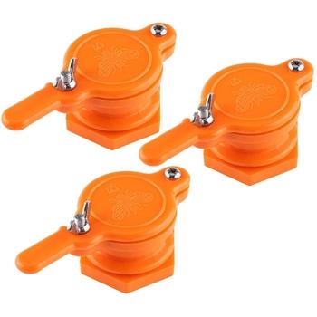 2 sztuk spust miodu zawór miód ekstraktor miód dotknij spust miodu narzędzie sprzęt pszczelarski narzędzie pszczelarskie tanie i dobre opinie CN (pochodzenie)