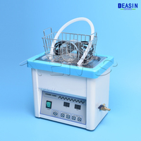 Dental Ultrasonic Cleaning Machine for Oral Instruments handpiece dental clinic Laboratory use