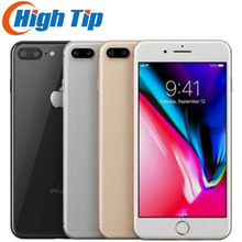 Original Entsperrt Apple Iphone 8 Plus Hexa Core iOS 3GB RAM 64-256GB ROM 5,5 Inch 12MP fingerprint 2691mAh LTE Handy