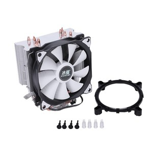 SNOWMAN MT-4 CPU Cooler Master 5 Direct Contact Heatpipes Freeze Tower Cooling System CPU Cooling Fan with PWM Fans