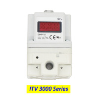 ITV electric valve smc regulator valve proportional electro pneumatic regulator ITV3010 312L/ ITV3030 312L/ITV3050 312L
