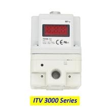 ITV electric valve smc regulator valve proportional electro-pneumatic regulator ITV3010-312L/ ITV3030-312L/ITV3050-312L