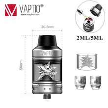 цены на Original Frogman Tank 2ml Vape Atomizer Fit for 510 Box Mod Electronic Cigarette 0.15-0.4ohm  в интернет-магазинах