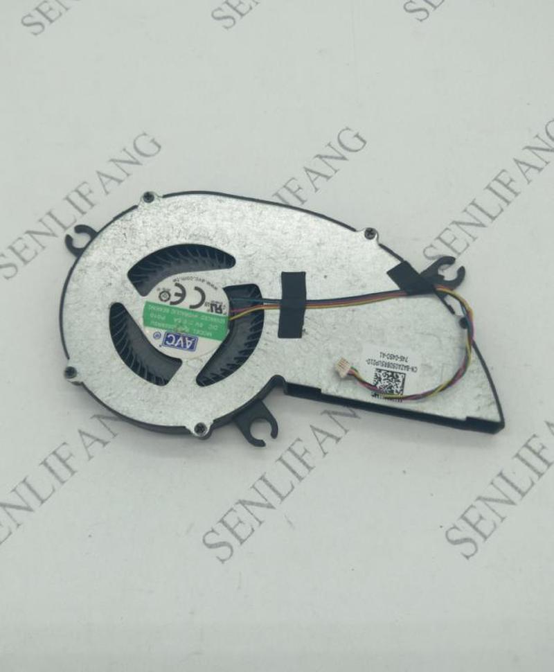 Original  FOR AVC BAZA0508R5U DC5V 0.50A P0104 Pin Notebook Fan