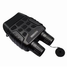 IR Binocular Night Telescope Vision Device Zoom HD Infrared TFCard Digital Optics for Wild Hunting Day and
