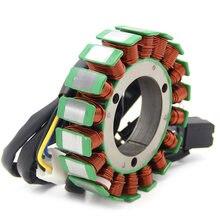 Катушка статора мотоциклетного магнитного генератора для suzuki