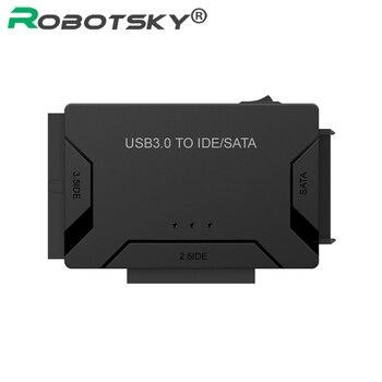 SATA a USB IDE a USB 3,0 de 2,0 Cable Sata con...