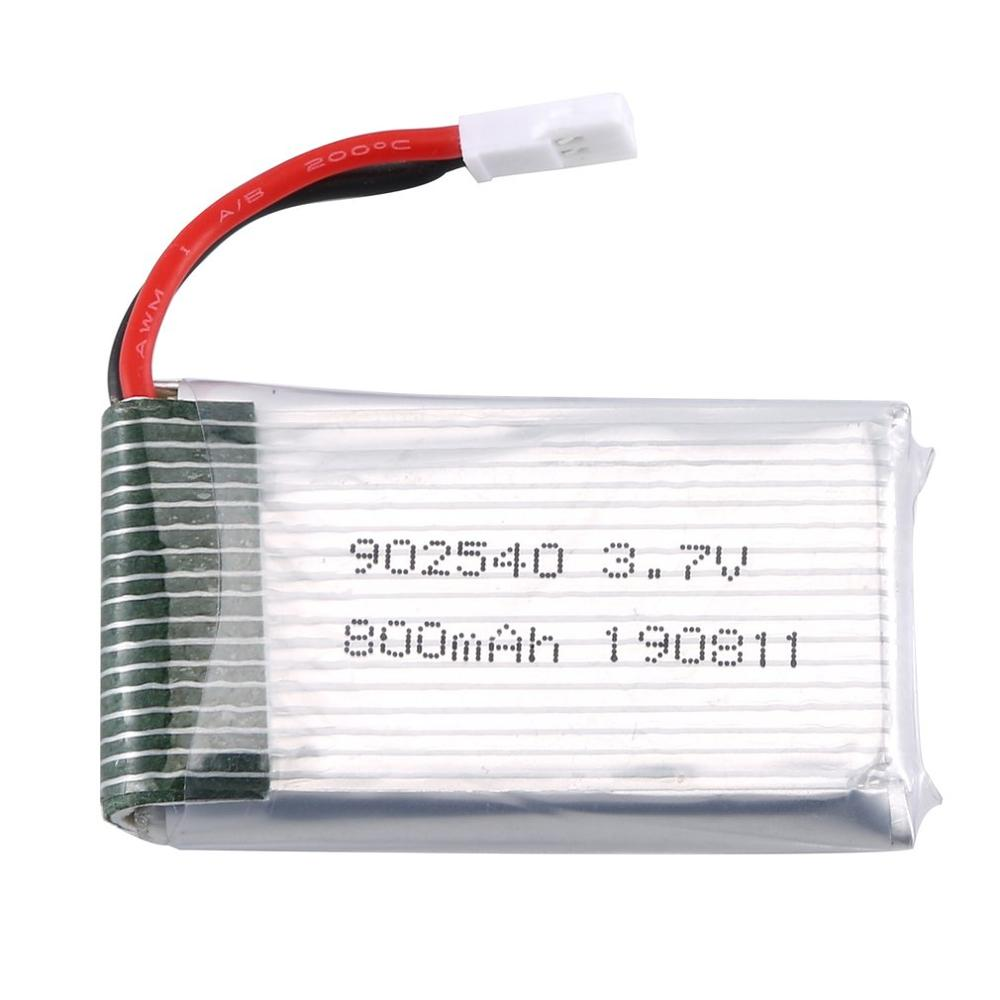 <font><b>3.7V</b></font> 780mAh 750mAh <font><b>800mAh</b></font> <font><b>Lipo</b></font> <font><b>Battery</b></font> For Syma X5C FPV RC Drone Spare Parts Accessories Replace Rechargeable <font><b>Batteries</b></font> image