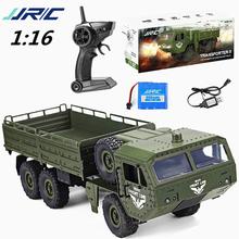 Jjrc q75 Радиоуправляемый автомобиль 1:16 24 ГГц военный внедорожник