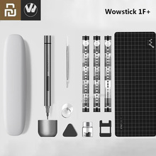Original Youpin Wowstick 1F+ 64 In 1 Electric Screw driver Cordless Lithium ion Charge LED Power Screw mijia driver kit