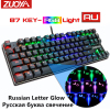RGB light 87black RU