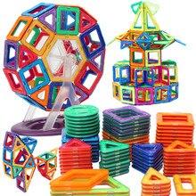 Mini 184 adet manyetik tasarımcı oluşturucu oyuncak kız çocuklar için manyetik yapı taşları mıknatıs eğitici oyuncaklar çocuklar için