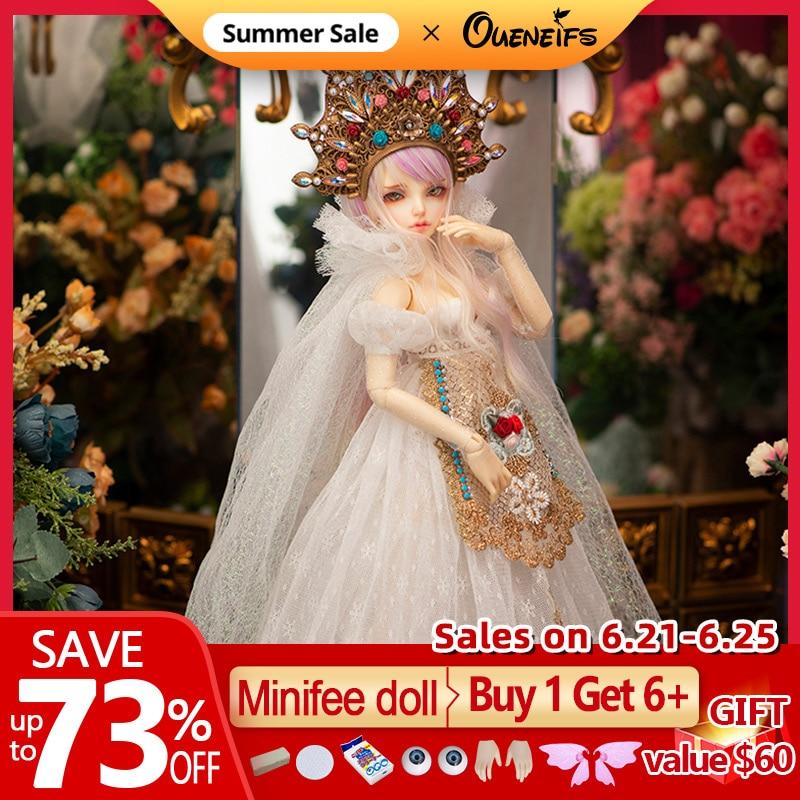 Fairyland Minifee Maya Doll BJD 1/4 Fashion Cuddly Dolls Resin Figure Toys For Girls Best Gift Doll Chateau