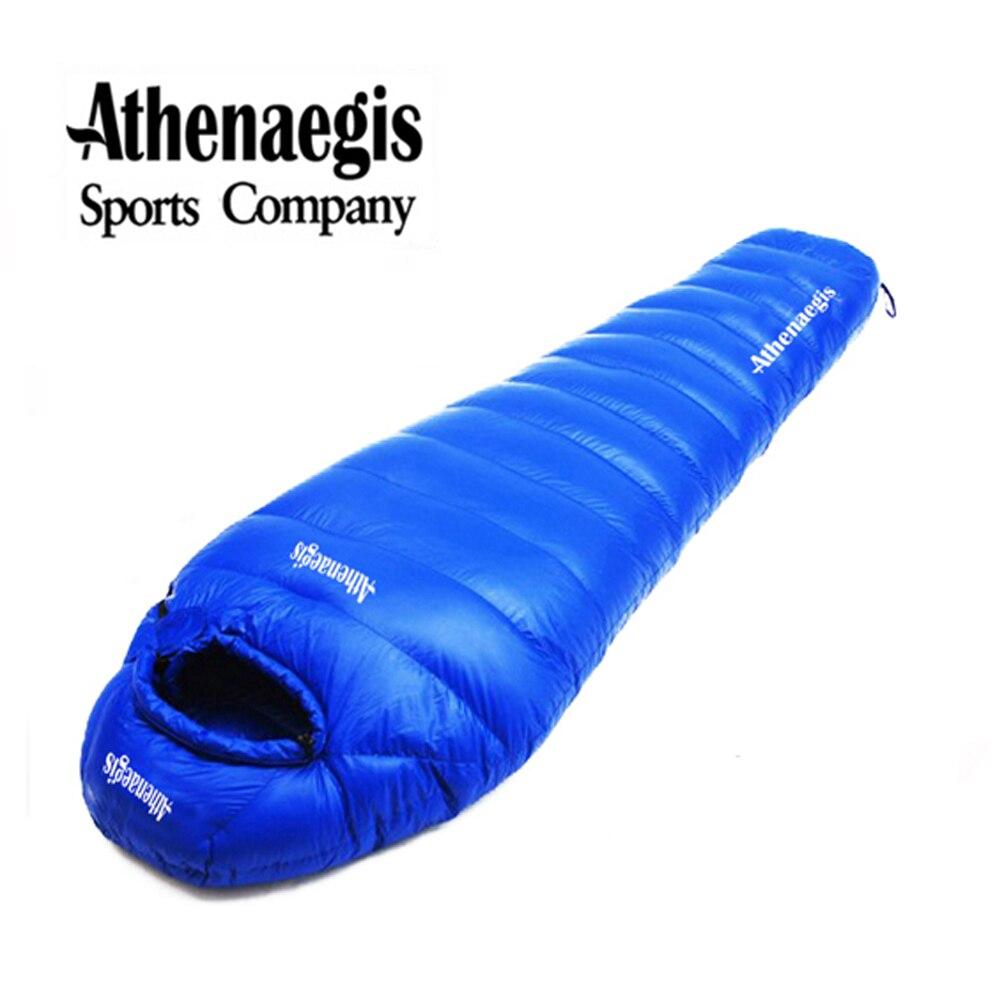 Το Athenaegis 1800G λευκή γέμιση κάτω γέμιση - Κατασκήνωση και πεζοπορία - Φωτογραφία 3