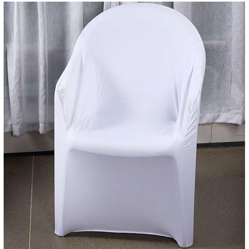 Housse De Chaise De fête De mariage Housse De fauteuil extensible Housse De fauteuil élastique Housse en Spandex pour Housse De Chaise De fauteuil