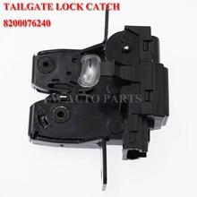 Pestillo de bloqueo de puerta trasera para RENAULT CLIO MEGANE SCENIC MODUS 8200947699 8200076240, mecanismo de bloqueo de puerta de maletero