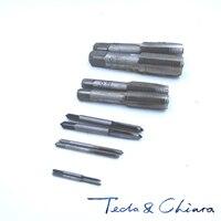 1 conjunto m10 x 0.75mm 1mm 1.25mm 1.5mm atarraxamento e plug passo métrico da torneira para fazer à máquina do molde * 0.75 1 1.25 1.5