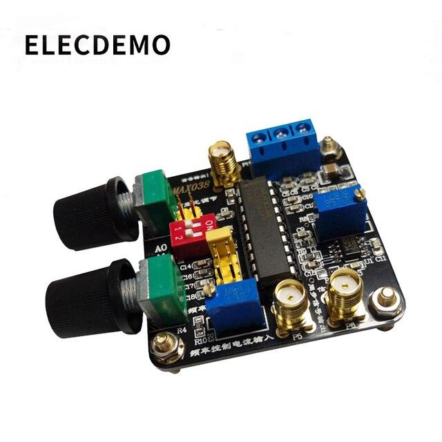 MAX038 funktion signal generator modul dreieck sinus welle rechteckigen pulse welle frequenz generator Einstellbar duty zyklus