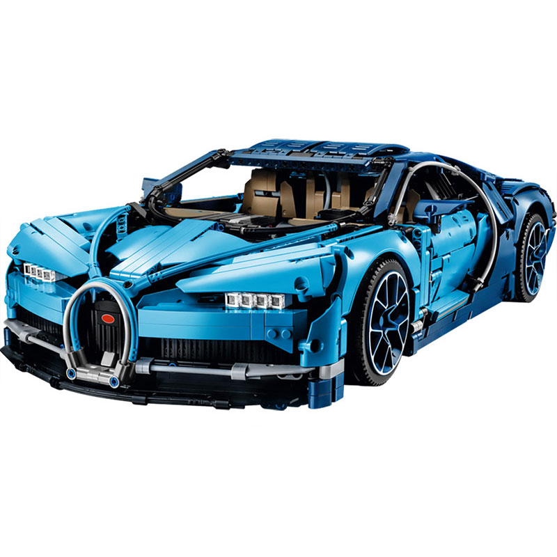 3636Pcs Light Technic Bugattied Super Racing Cars Chiron Playmobil Building Blocks Compatible Legoingly kids toys gifts-in Blocks from Toys & Hobbies