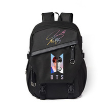 New Style School Bag Related Celebrity Inspired Backpack Men's And Women's-Style Casual Sports School Bag