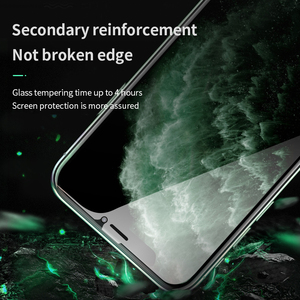 Image 5 - HOCO Privacy Protection Screen Protector For iPhone 11 Pro X Xs Max XR Anti peeping Protective Full Tempered Glass 3D Film