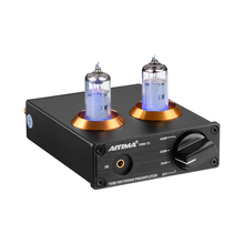 AIYIMAสูญญากาศMM Phono Turntable Preamplifier HiFiสเตอริโอPhonograph Preampเครื่องขยายเสียงเครื่องเล่นบันทึกไวนิลสำหรับDIY