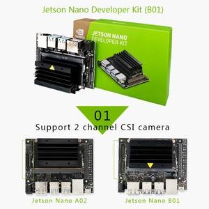 Image 4 - NVIDIA Jetson Nano Entwickler Kit A02 & B01 kompatibel mit NVIDIA der AI plattform für ausbildung und einsatz AI software
