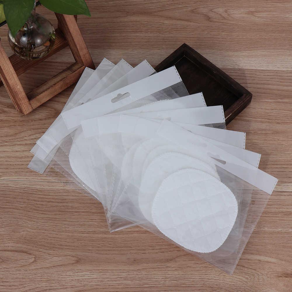 1/5/10 قطعة قابل للغسل القطن قابلة لإعادة الاستخدام يشكلون مزيل وسادة وسادة للصدر الجلد الأنظف النساء الجمال يشكلون أدوات الرعاية الصحية