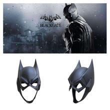 Nowy film mroczny rycerz Batman maski cosplay Bruce Wayne 1 1 redukcja kask miękka maska z pcv Party Halloween na bal przebierańców rekwizyty tanie tanio BOOCRE Unisex Dla dorosłych Kostiumy