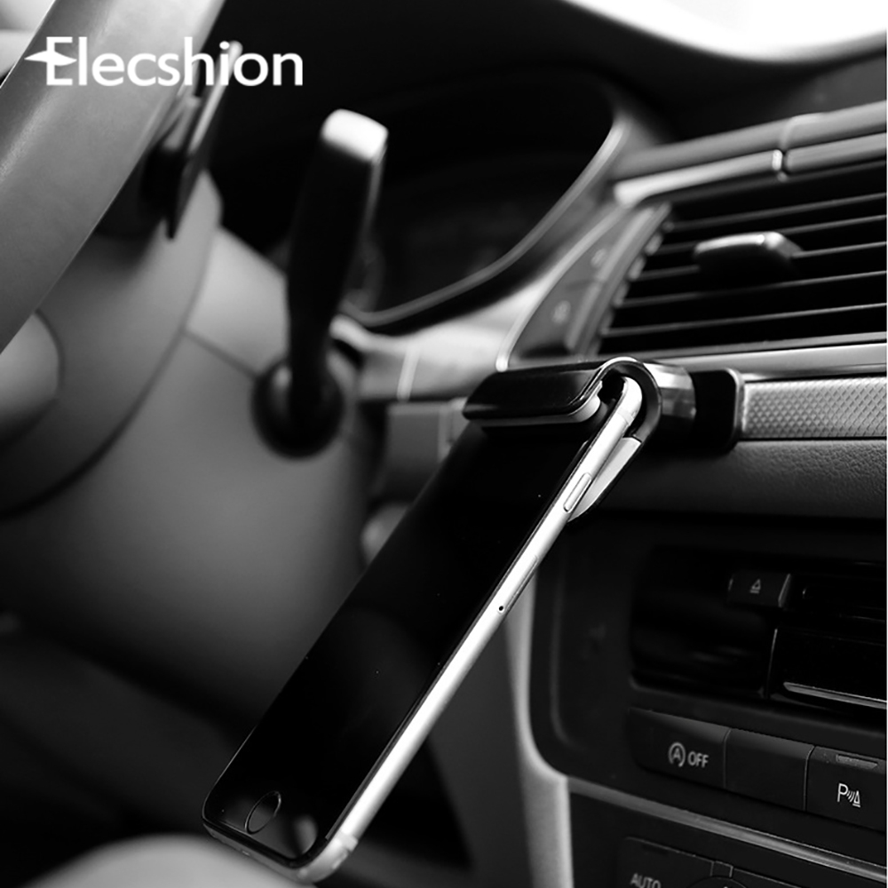 Gravity Car Phone Holder Car Cell Phone Stand Air Vent Mount Mobile Phone Stander For iPhone X XS Max For Samsung Huawei Support