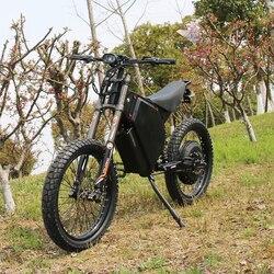 2020 أقوى 72 فولت 12000 واط ebike مع بطارية 48ah دراجة جبلية كهربائية دراجة نارية للبيع