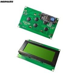 Protokół komunikacyjny IIC/I2C/TWI 2004 seryjny niebieskie podświetlenie moduł LCD do Arduino UNO R3 MEGA2560 20X4 2004