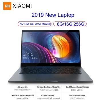 Xiaomi Mi Notebook Pro Gaming Laptop 15.6 Inch Windows 10 Intel Quad Core I5 8GBRAM 256GB SSD 2G GeForce MX250 Card