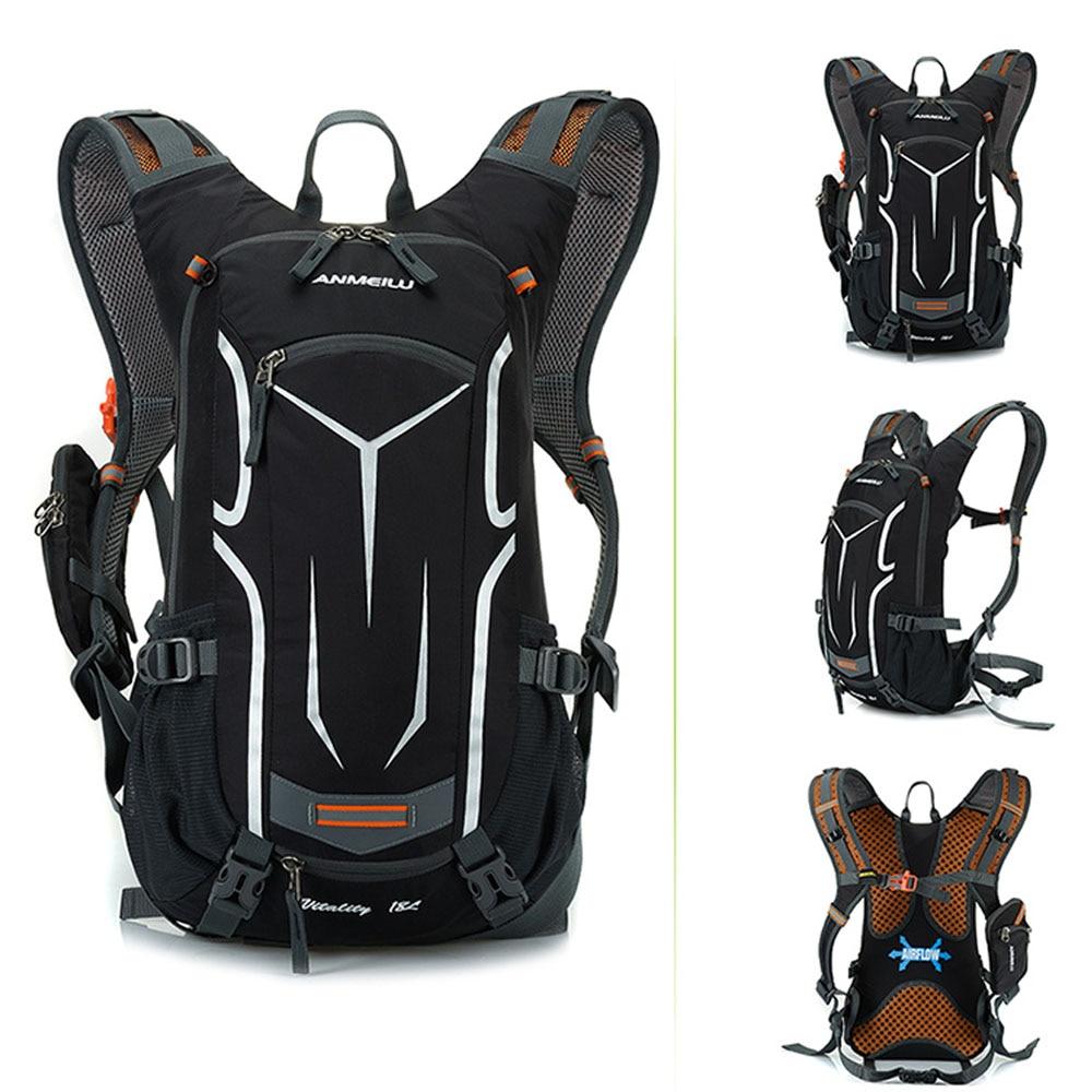 Lixada велосипед велосипедный рюкзак, сумка с дождевик 18L Водонепроницаемый Lage Ёмкость велосипедная сумка MTB горный велосипед рюкзак с гидрационной системой|Сумки и корзины для велосипеда|   | АлиЭкспресс