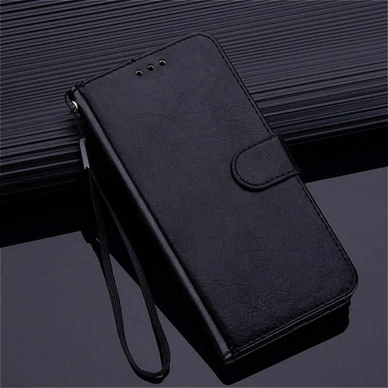Huawei P Smart Z Case Luxury Leather Wallet Flip Cover Phone Case For HUAWEI P SMART Z Phone Case Coque Fundas