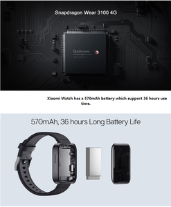 Image 5 - 2020 Xiaomi Mi izle GPS NFC WIFI ESIM telefon görüşmesi bilezik Android akıllı kol spor Bluetooth spor kalp hızı monitörü