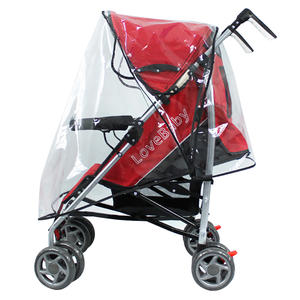 Umbrella Car-Dust-Cover Stroller Special Baby Breathable Children's Windproof