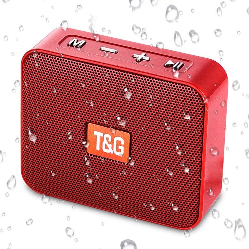 Mini altavoz de T&G por 4 euros (-77% desc.)