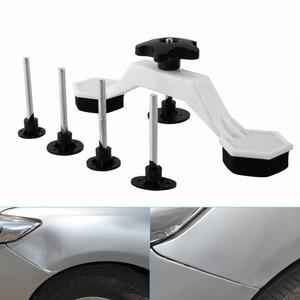 Car Dent Repair Body Damage Fix Tool Pulling Bridge Puller Dent Removal Glue Tabs Hand Repair Tools Kit Paintless Universal(China)