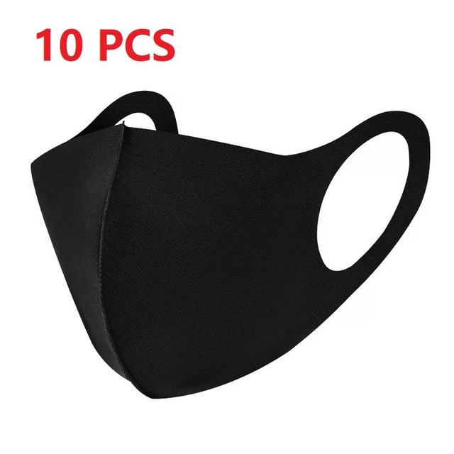 Ships within 12 hours Disposable Protective Anti Flu Dust Pollution Mask Face Allergy Particulate Face Filter Air Purification
